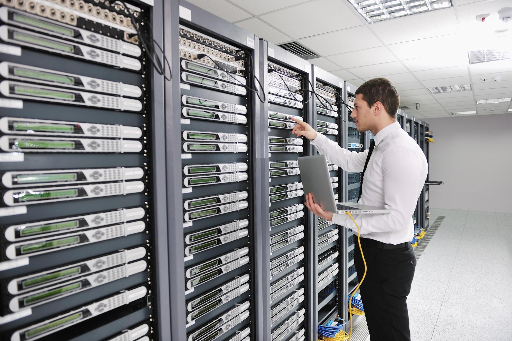 administracja baza danych oraz serwerami